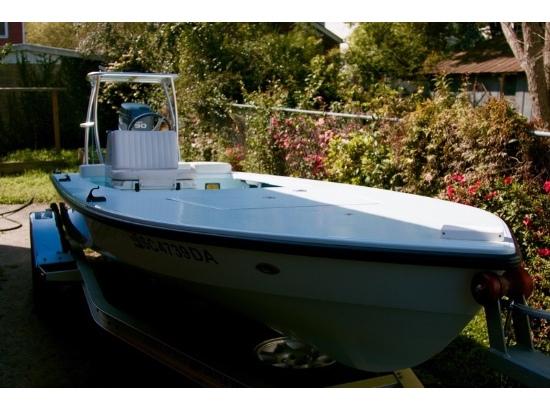 2014 Hells Bay Boat Works Inc Professional 17.8