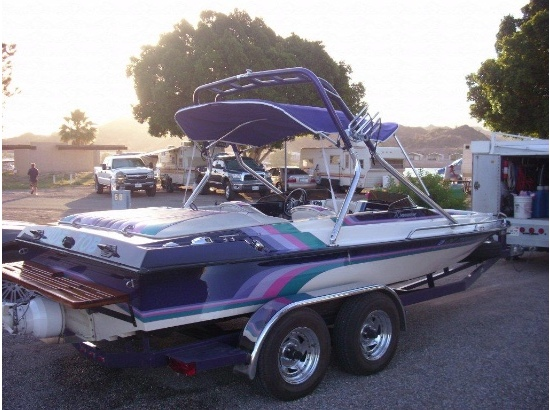 1994 Commander Boats Jet Boat