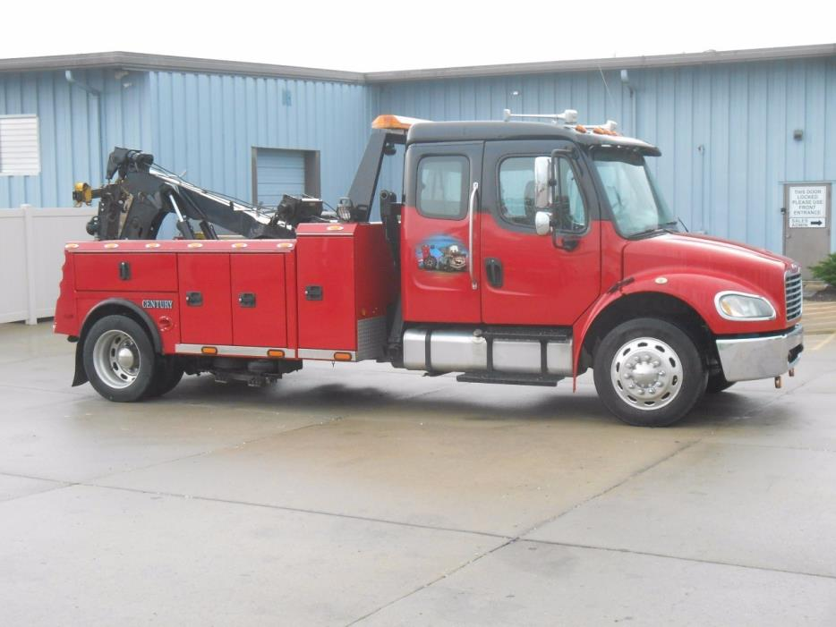Freightliner M2 Business Class Cab And Chassis Extended Cab