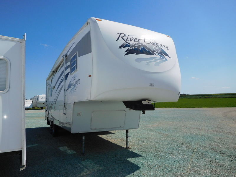 2007 Travel Supreme River Canyon 31RLSS