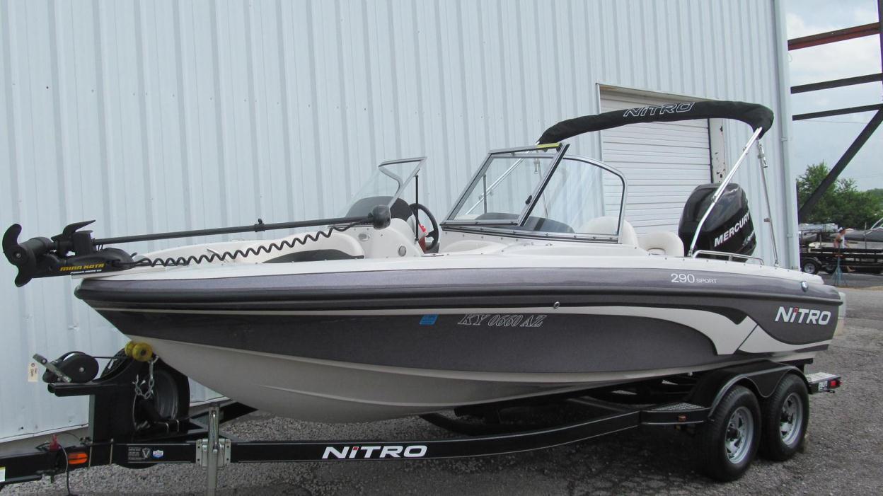 2013 Nitro 290 Sport