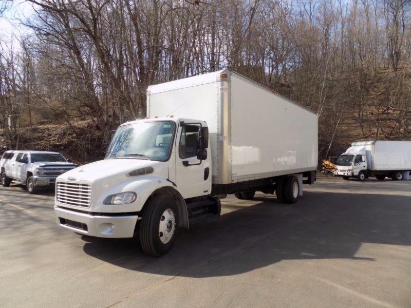 2012 Freightliner Business Class M2 106 Dry Van