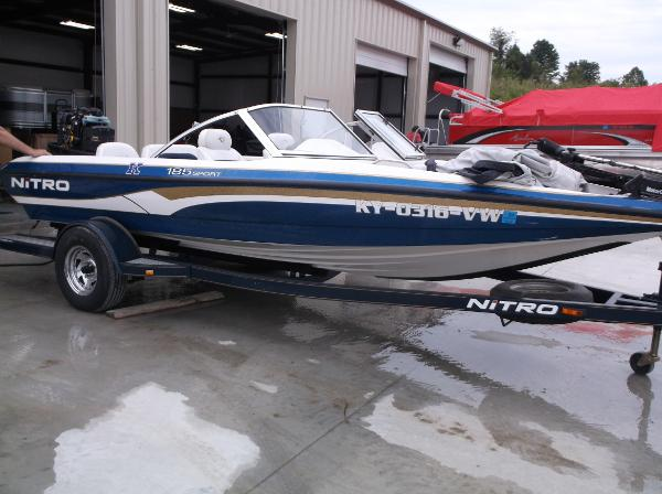 2000 Nitro 185 Sport