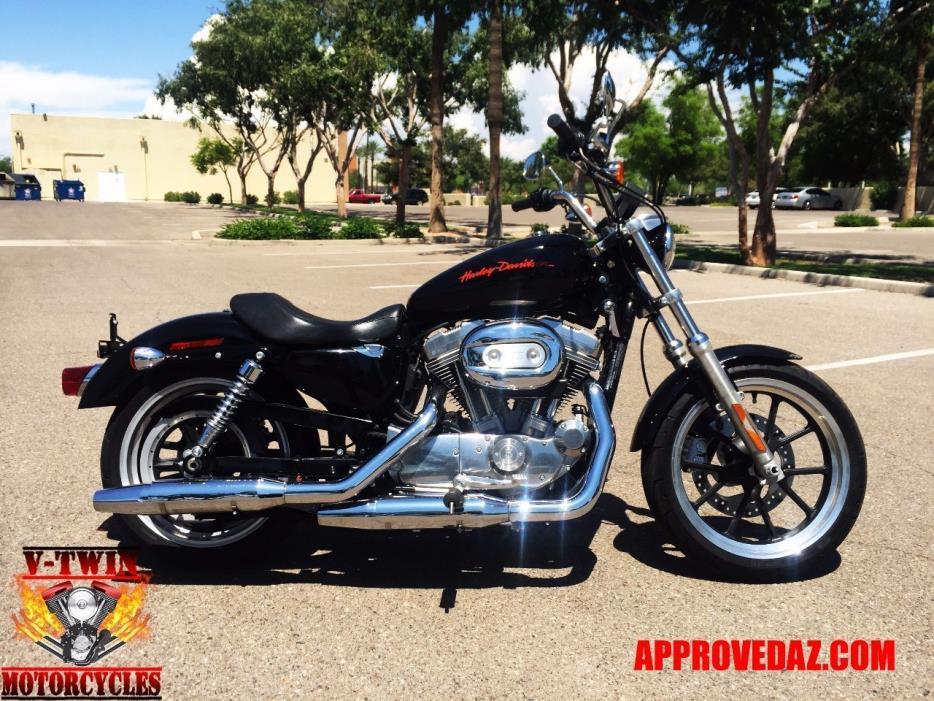 Harley Davidson Xl883l Sportster 883 Super Low Motorcycles