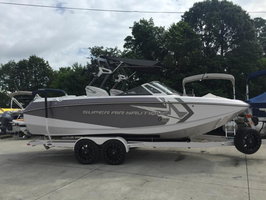 2015 Nautique Super Air G 23