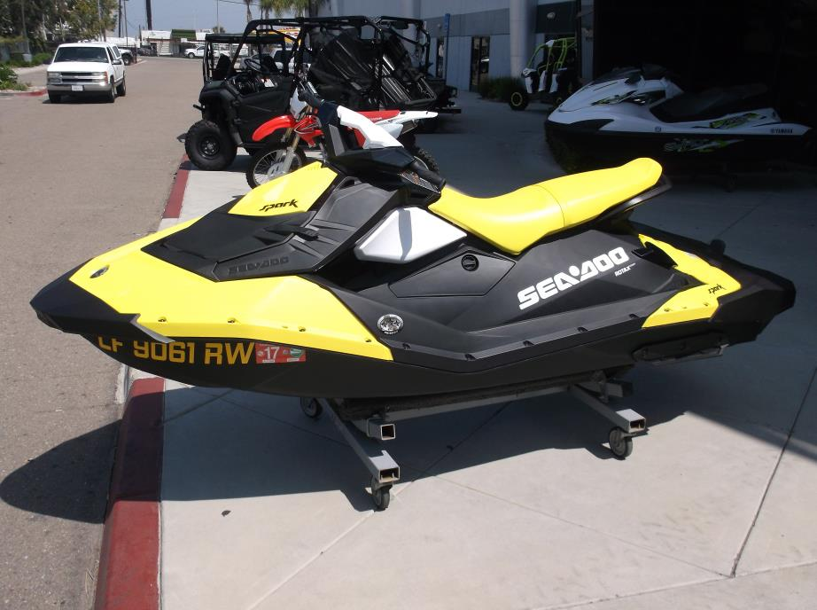 2016 Sea-Doo MOVE I 1250 (torsion suspension) Galvani