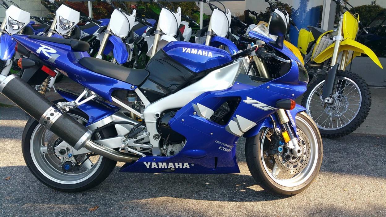 Yamaha YZF R1   1999 Clutch Cable 1000 CC
