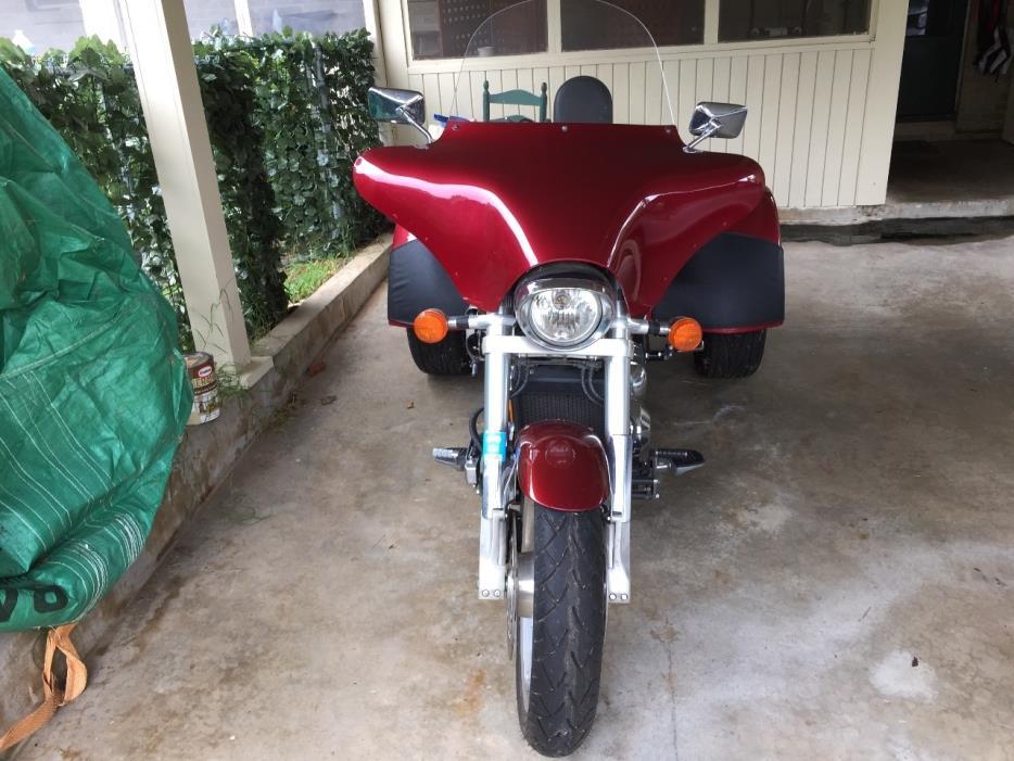 2002 Honda VTX 1800C