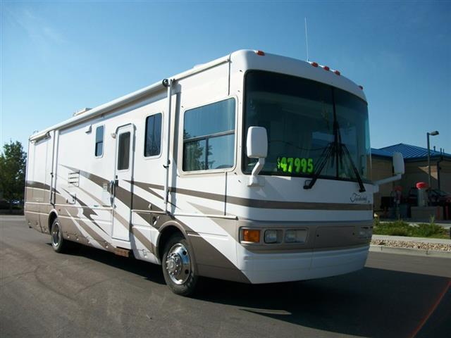 2002 National TRADEWINDS 37'