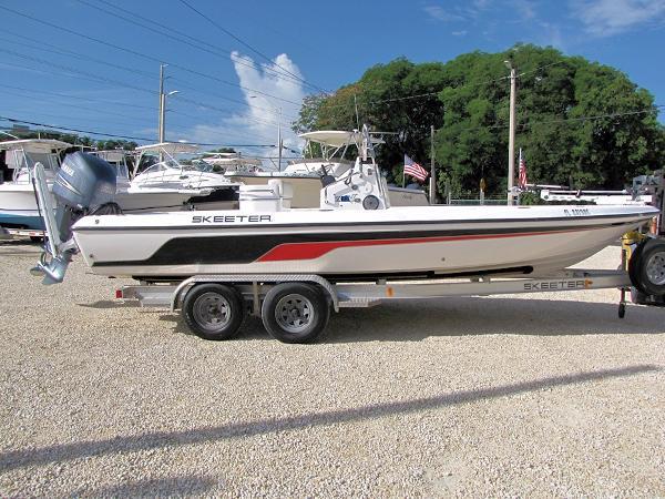 2006 Skeeter ZX22V Bay Boat