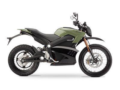 2016 Zero Motorcycles SR ZF13.0