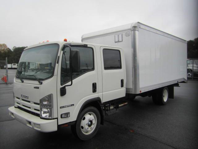 2016 Isuzu Npr Hd  Box Truck - Straight Truck