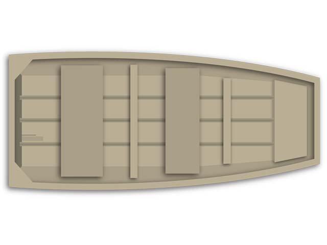 2012 Alumacraft 1036