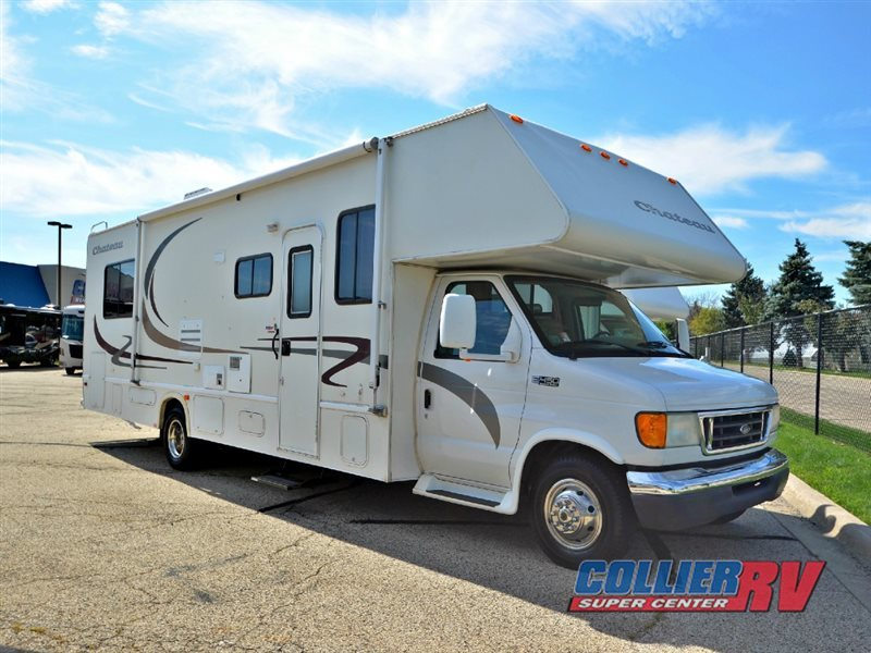 2003 Four Winds Rv Chateau 31P