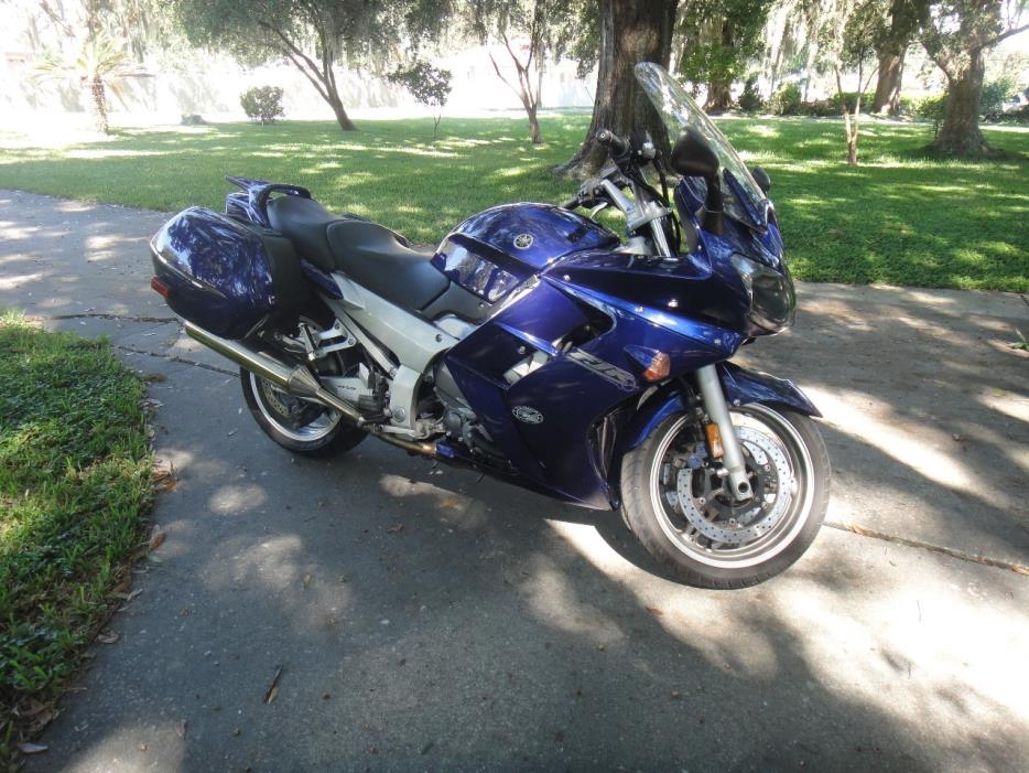 Yamaha fjr1300 a motorcycles for sale in winter haven florida for Yamaha motorcycle for sale florida