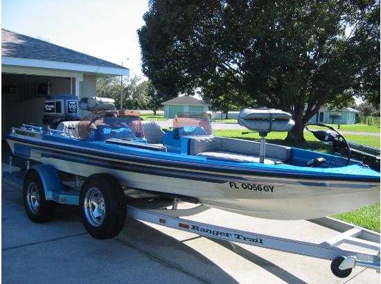 Ranger Bass Boat 150 Johnson Boats For Sale