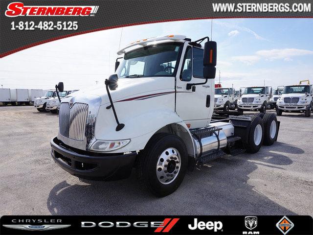 2010 International Transtar 8600 Utility Truck - Service Truck