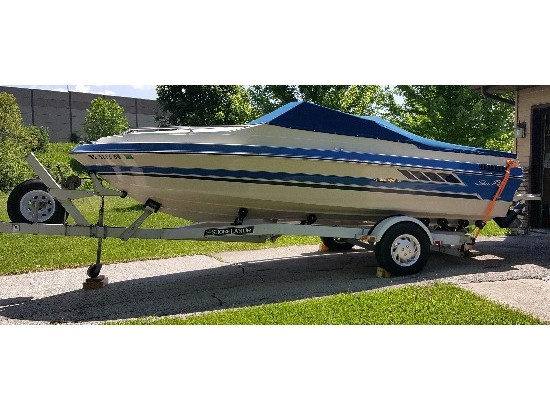 1987 Sea Ray Seville