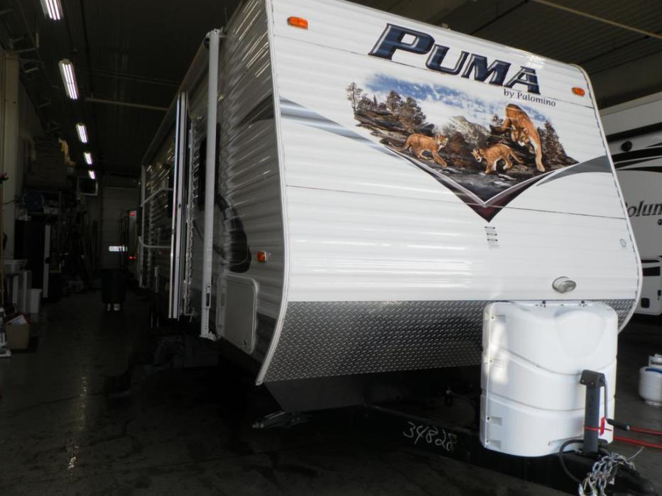 2012 Palomino Puma 30-FQSS