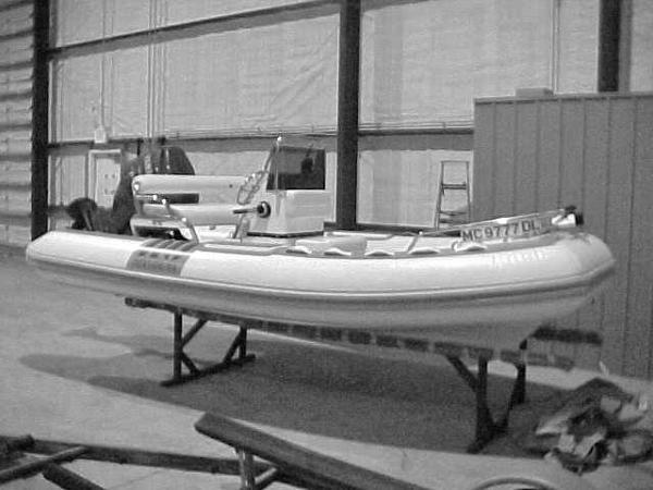 2008 Novurania 460DL