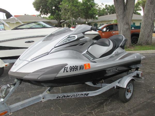 2008 Yamaha WaveRunner sho
