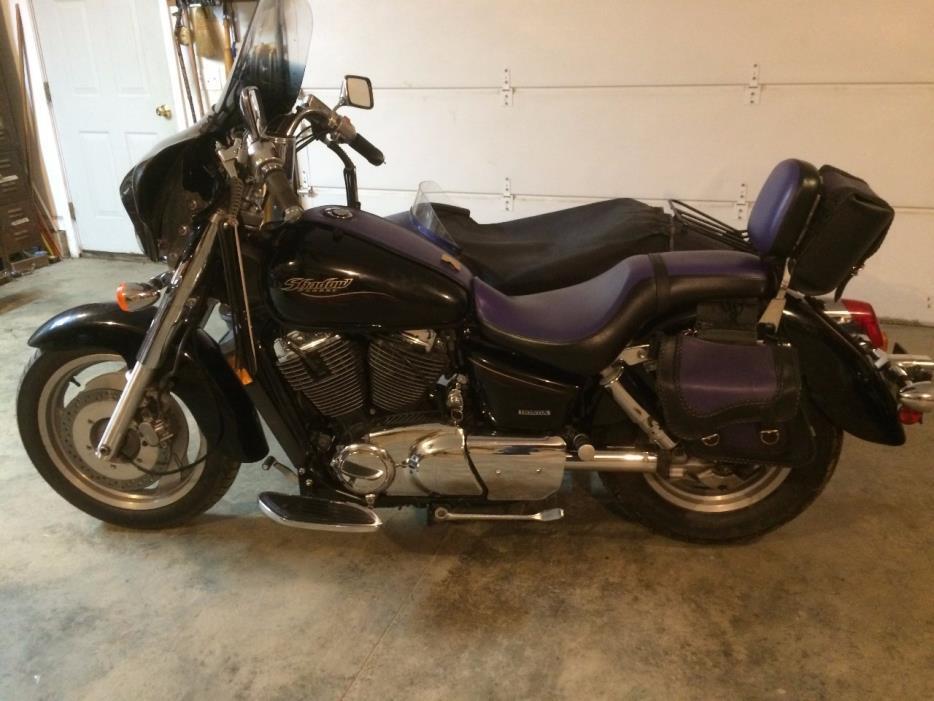 2002 triumph bonneville t100 motorcycles for sale. Black Bedroom Furniture Sets. Home Design Ideas