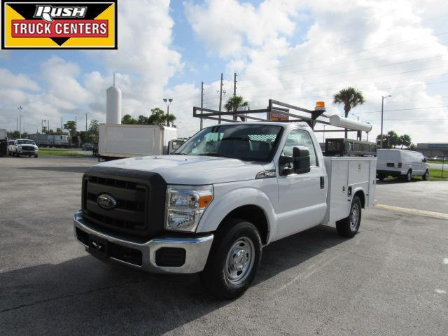 2014 Ford Super Duty F-250 Srw Mechanics Truck