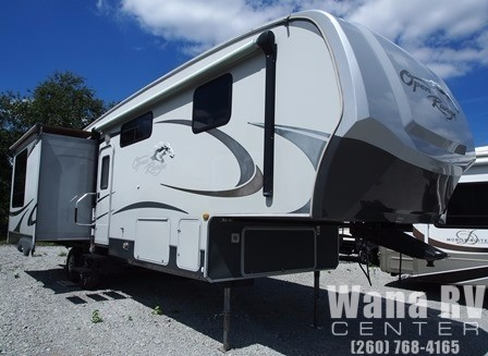 2009 Open Range JOURNEYER 337RLS