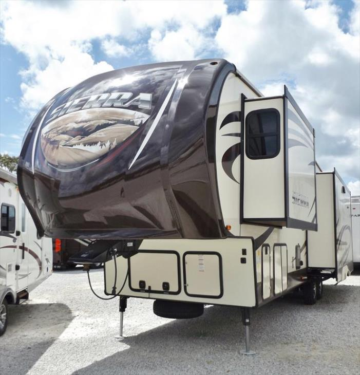 2015 Forest River Sierra 330RLS