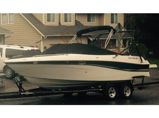 Four winns 240 horizon boats for sale for 13th floor wakeboard tower