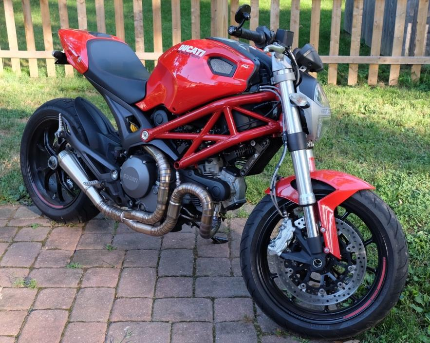 Honda Pre Owned >> Ducati 125 Motorcycles for sale