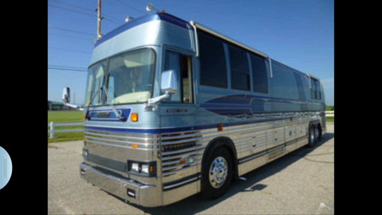 1990 Prevost XL ANGOLA COACH CONVERSION