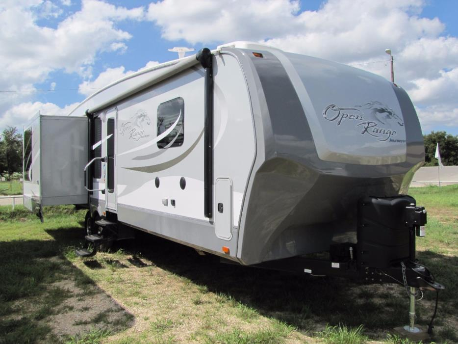 2013 Open Range JOURNEYER 337RLS