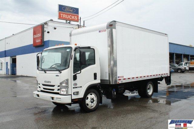 2016 Isuzu Nrr - Hd  Box Truck - Straight Truck