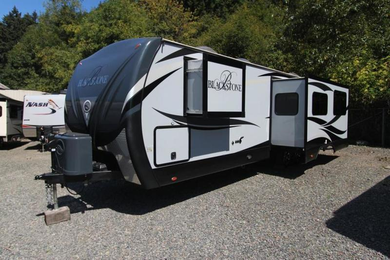 2015 Outdoors Rv Black Stone 280RKSB