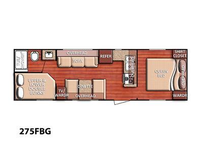 2017 Gulf Stream Innsbruck SE Series 275FBG