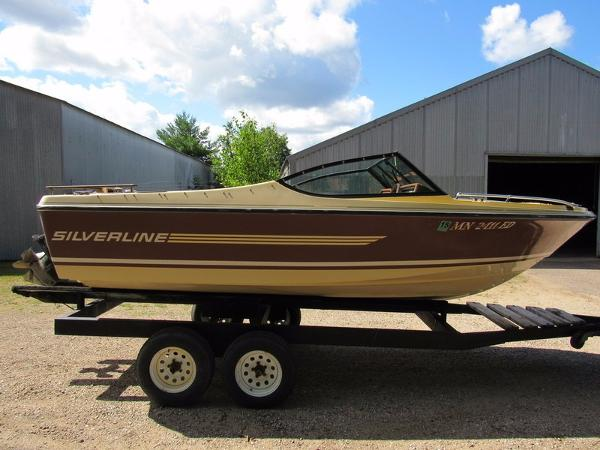 Silverline Boats For Sale