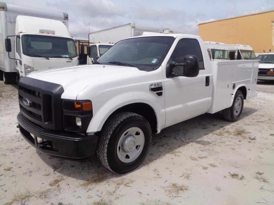 2008 Ford F250 Mechanics Truck