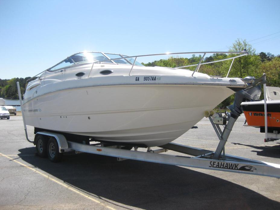 2007 Chaparral Signature 240