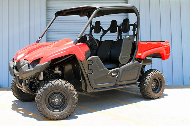 Yamaha viking fi eps 4x4 3 seater motorcycles for sale for Yamaha viking 3 seater