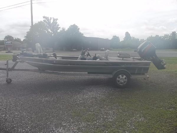 1996 Lake Sport Alum.Bass Boat 17Ft Welded Hull