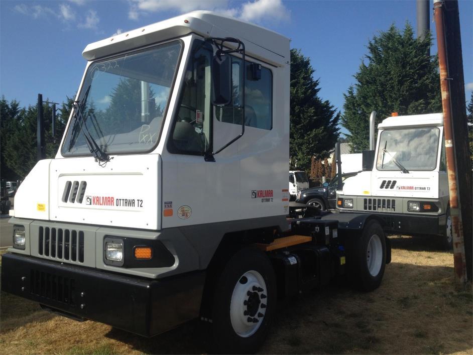 2017 Ottawa T2  Yard Spotter Truck