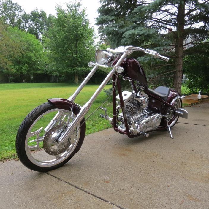 2005 Big Dog Motorcycles RIDGEBACK