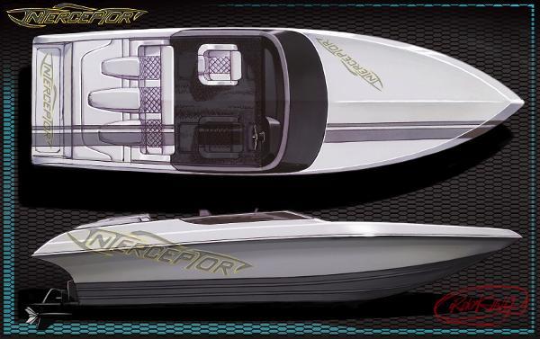 2016 Interceptor Custom Boats 25SX