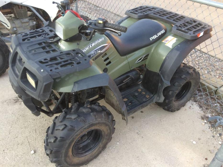 polaris sportsman 90 motorcycles for sale in iowa. Black Bedroom Furniture Sets. Home Design Ideas