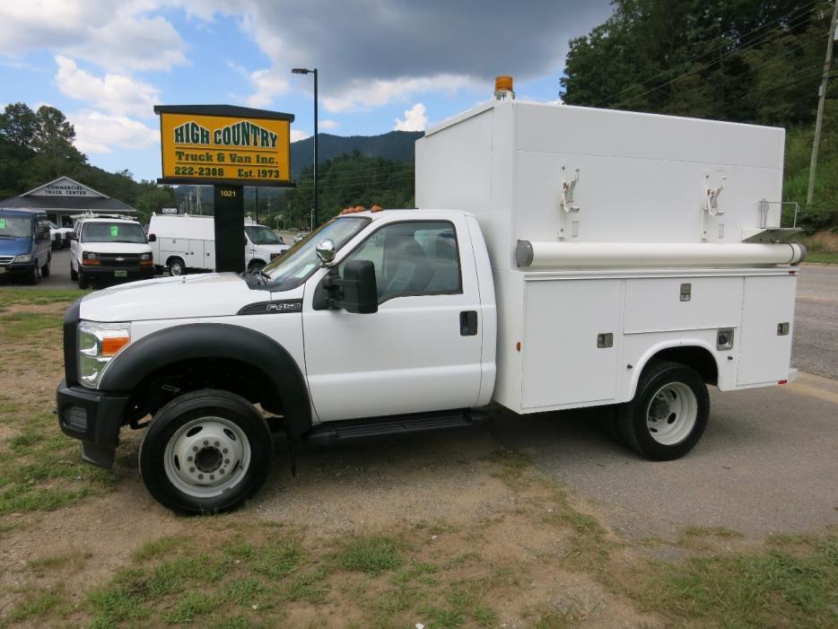 2011 Ford F450  Mechanics Truck