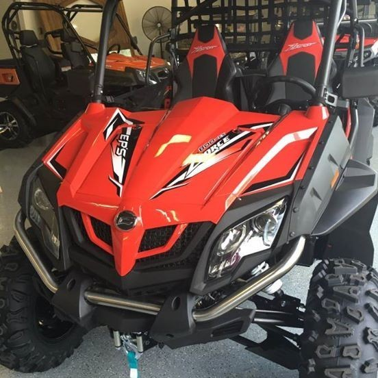 2016 Cfmoto ZForce 800EX with EPS