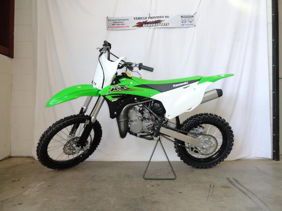 Crotch Rocket For Sale >> Kawasaki Kx 100 motorcycles for sale in Wisconsin