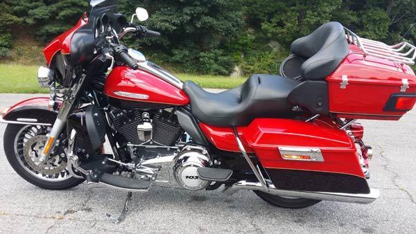 2012 Harley-Davidson CVO™ Ultra Classic Electra Glide