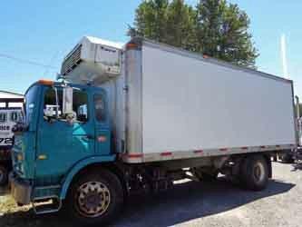 2000 Mack Midliner Ms300p Refrigerated Truck